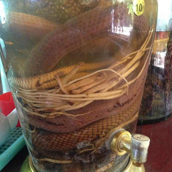 Snake Grape