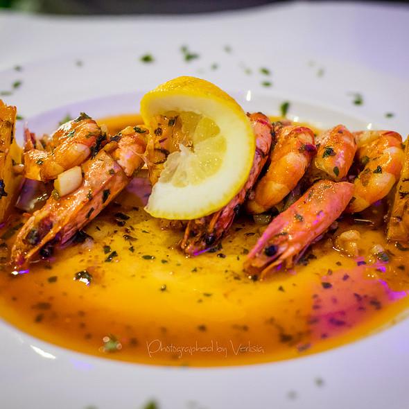 Azorean Fried Shrimps @ Restaurante São Pedro (SP)