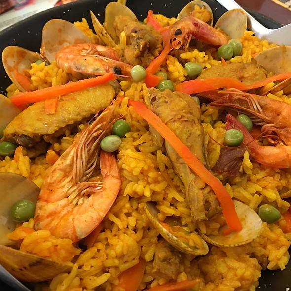 Paella @ Sans Rival Cakes and Pastries
