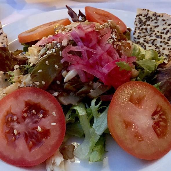 Artichoke Crabmeat Salad