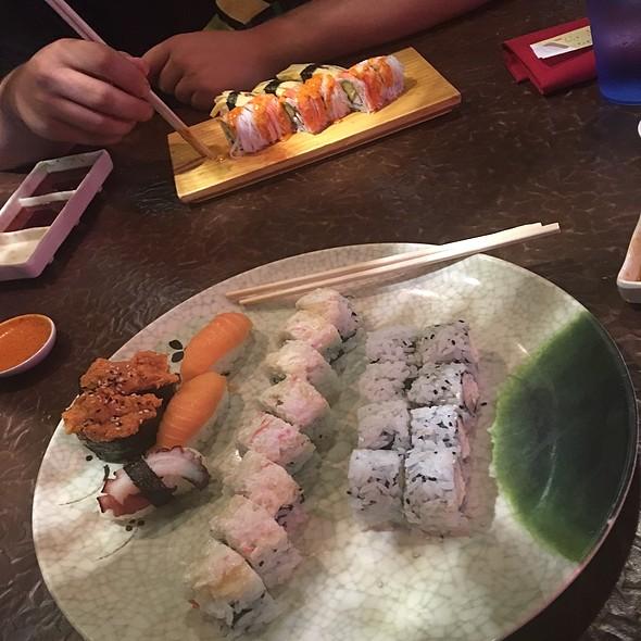 Ayce Sushi @ Sushi Ai