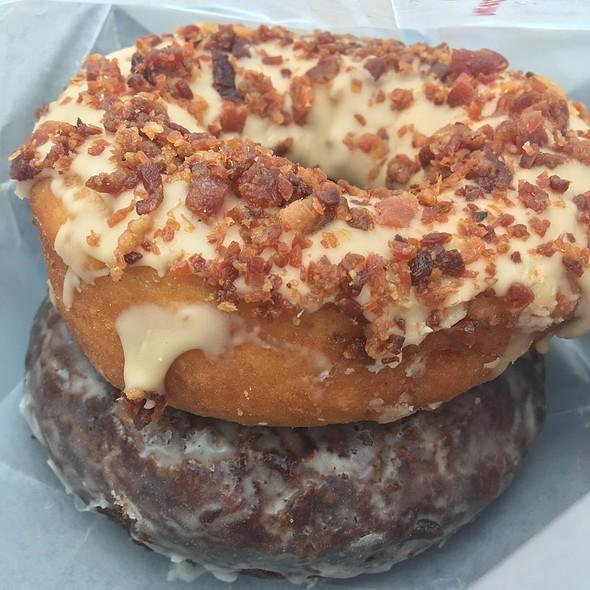 Maple Bacon Donut