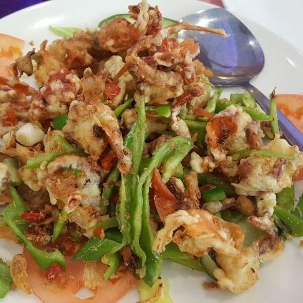 Salt & Pepper Soft Shell Crab