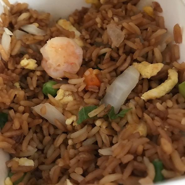Shrimp Fried Rice @ Chopstick Express