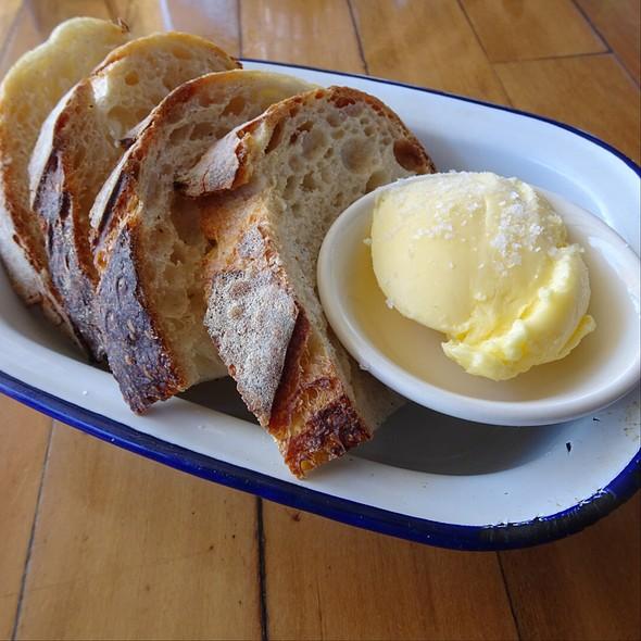 Sourdough And Cultur'd Butter