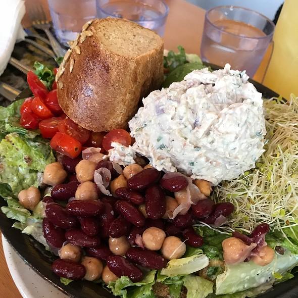 Chef's Salad @ Cafe Mezzo