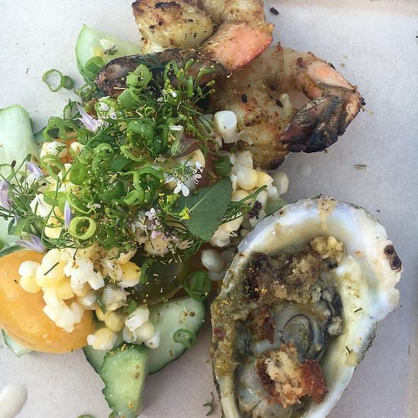 Shrimp & Oyster