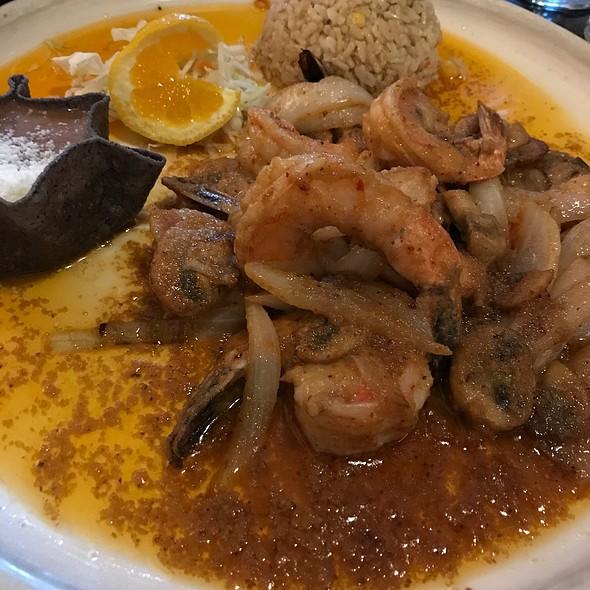 Shrimp! @ Frida's Gourmet Mexican Cuisine