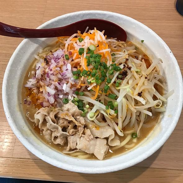 味噌ラーメン(Miso Ramen) @ 麺小屋 てち