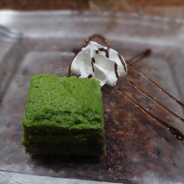 Dessert @ President Chibo Sheraton Miyako Hotel Osaka