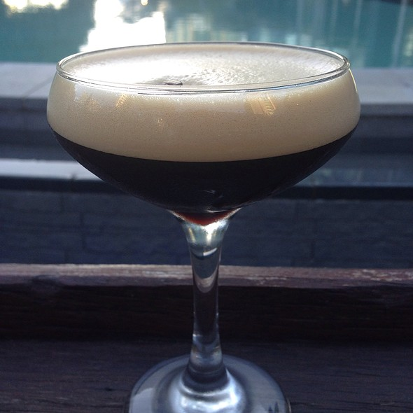Espressotini @ Longboards Laidback Eatery & Bar