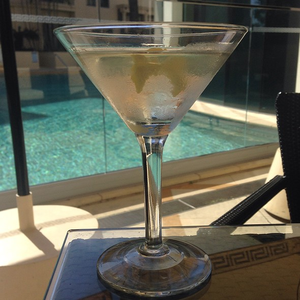 """""""Chicago's Best"""" Sidecar Martini"""