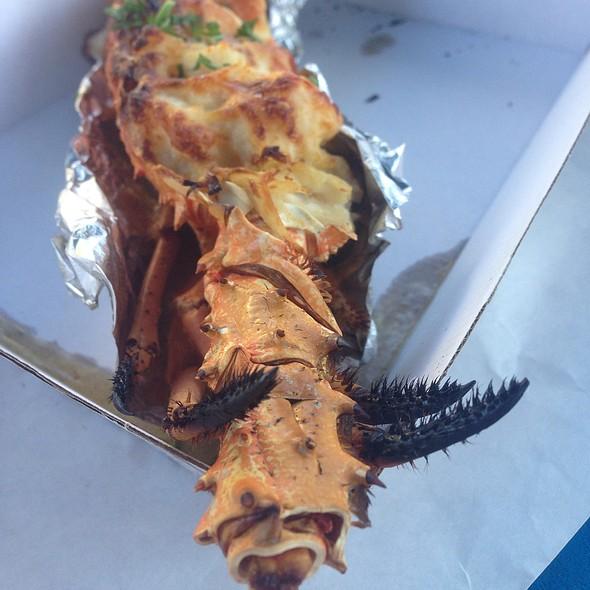 Lobster Mornay @ Peter's Fish Market