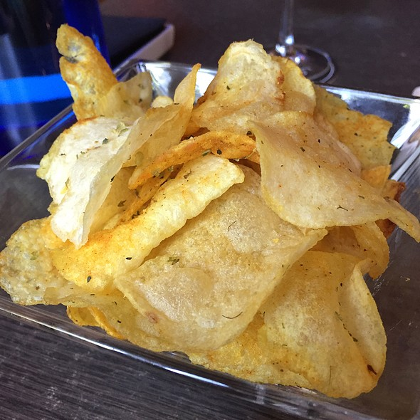 Curried Potato Chips