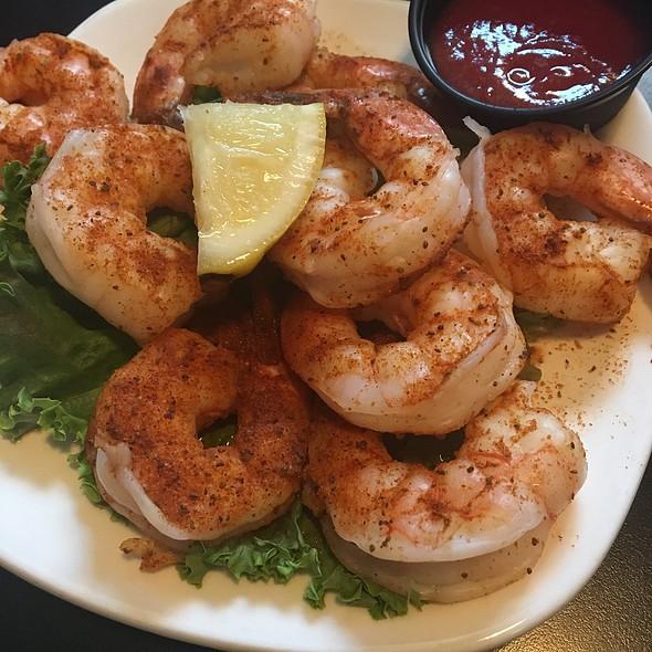 Steamed Shrimp Appetizer