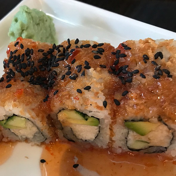 La Sushi Roll
