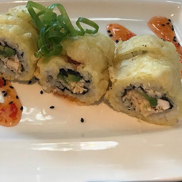 Hotel Cali Sushi Roll @ Blue Sushi Sake Grill