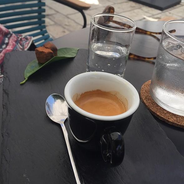 Espresso @ Two Spoons