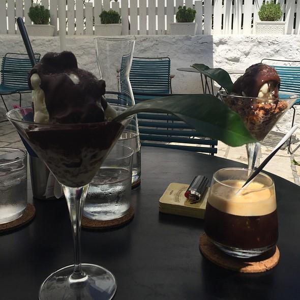 Espresso Freddo @ Two Spoons