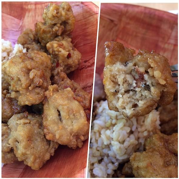 Korean 'Chicken' @ UMEKE Market Natural Foods & Deli