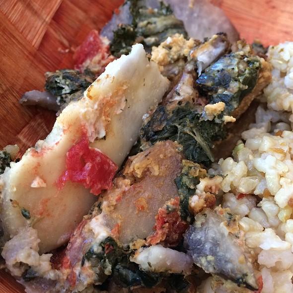 Kalo Casserole @ UMEKE Market Natural Foods & Deli