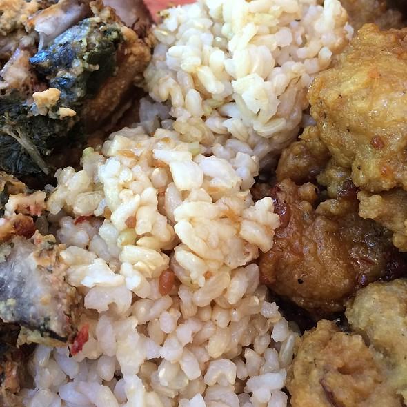 Brown Rice @ UMEKE Market Natural Foods & Deli