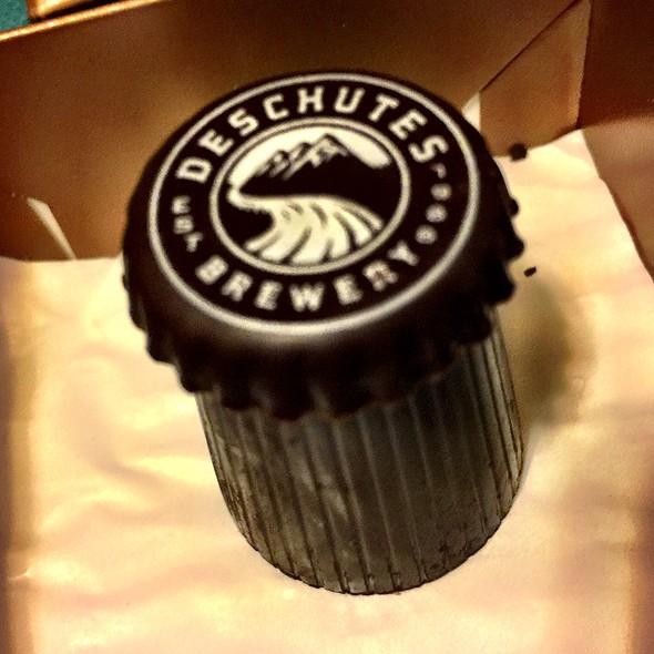 Deschutes Brewery® Black Butte Porter Truffle