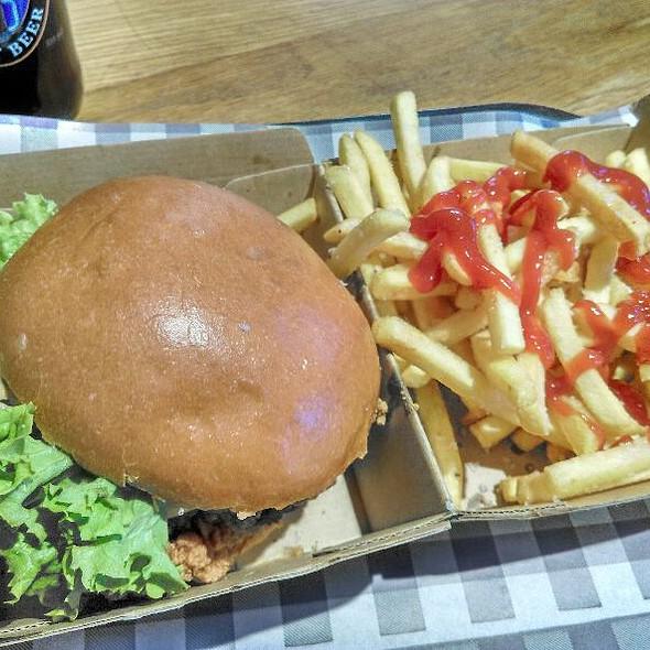 Jalapeno Chicken @ Burger Co