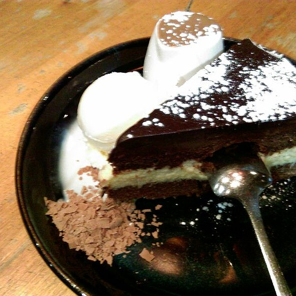 Bounty Cake @ Bay Vista Dessert Bar