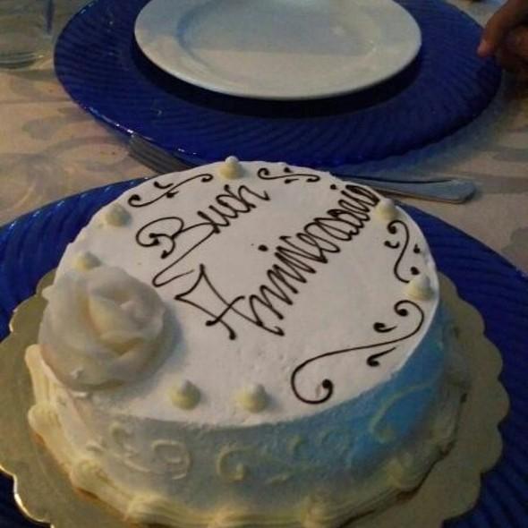 Torta x2 @ La Rotonda