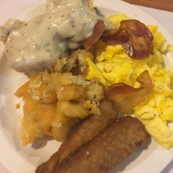 Breakfast Buffet @ Jackson Family Restaurant