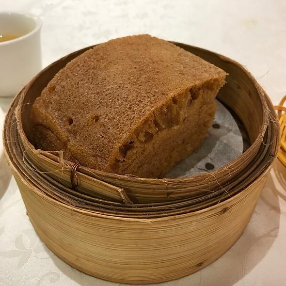Cantonese Style Steamed Sponge Cake