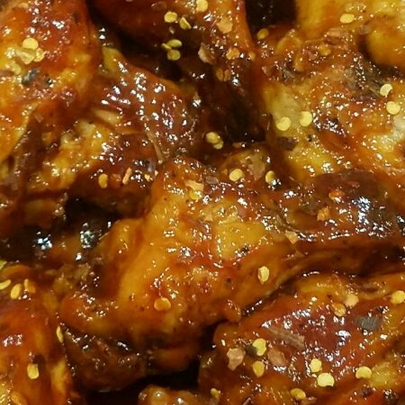 Chicken Wings - Chilli Lime