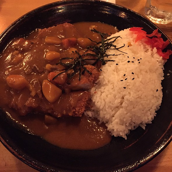 Tonkatsu Curry @ Osaka Sushi