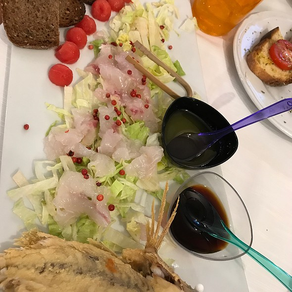 Crudo @ Nonna Maria Restaurant SRLS