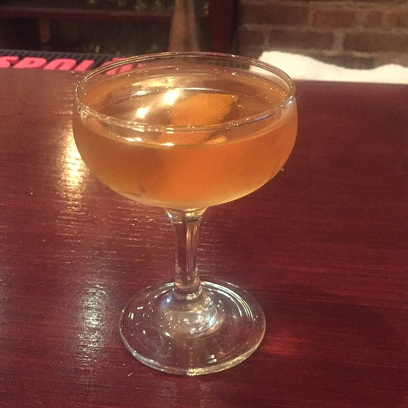Perfect Martini