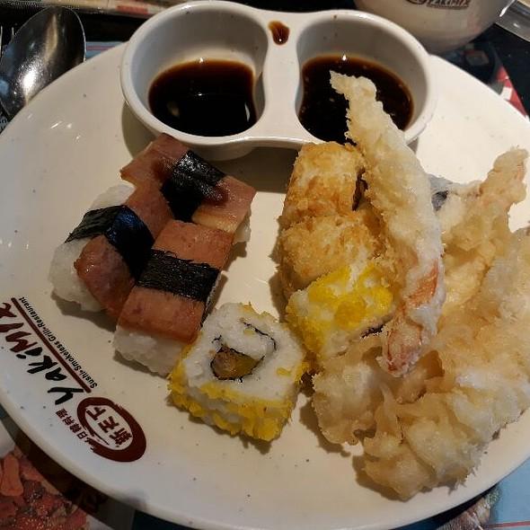 Japanese Plate
