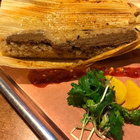 Sticky Rice Tamale