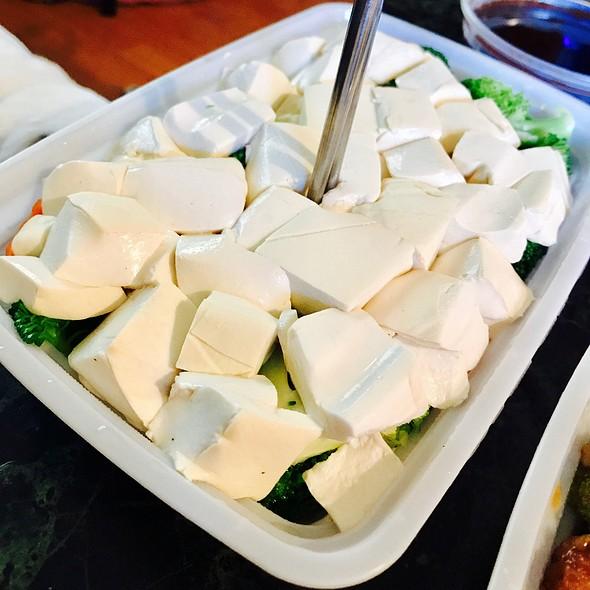 Steamed Tofu & Brocc