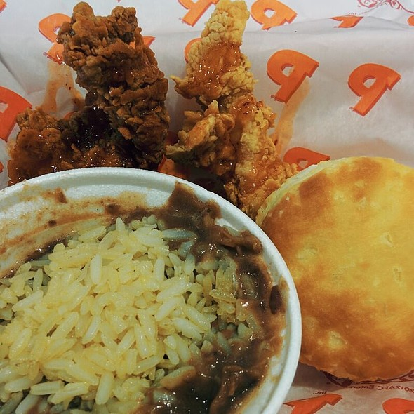Chicken Tenders @ Popeyes Louisiana Kitchen