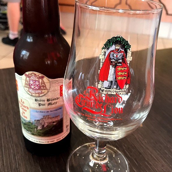 La Richard Coeur De Lion Beer