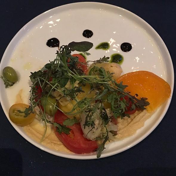 Tomato Picholine (Mediterranean Tour)