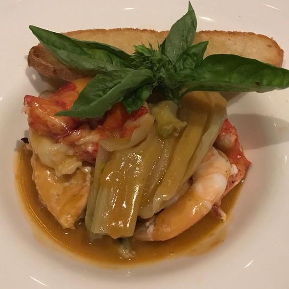 Brodet Croatian Fish Stew