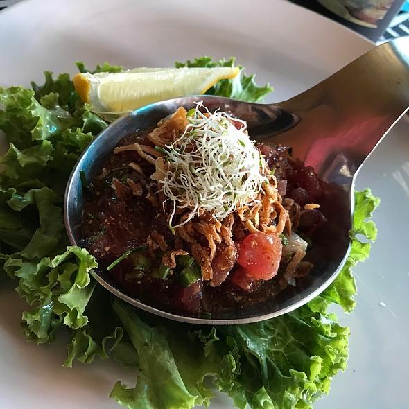 Thai Spicy Tuna Tartare