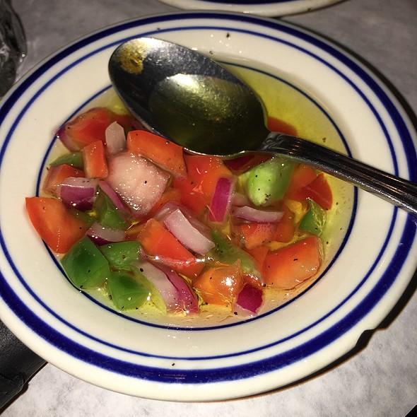Vegetables & Olive Oil