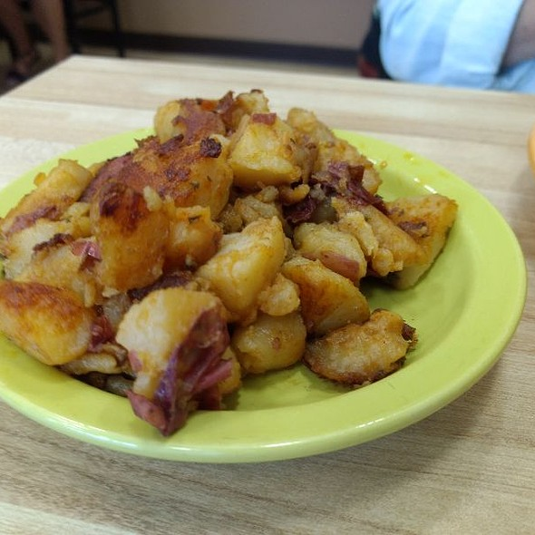 Home Fries @ The Spoon