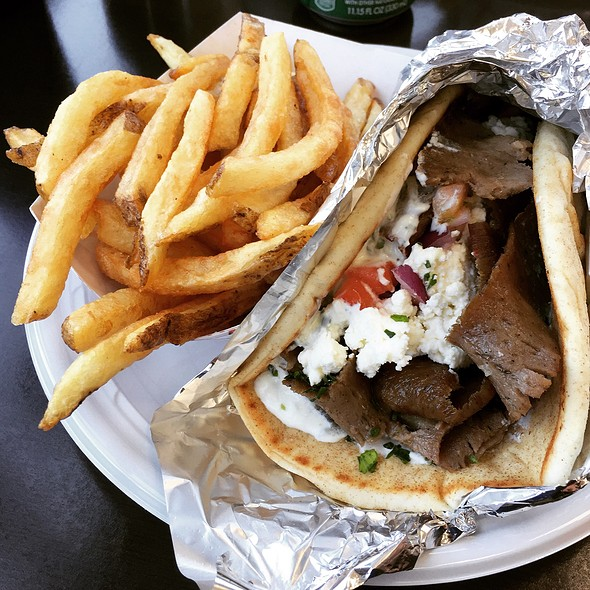Big Fat Gyro (Lamb)