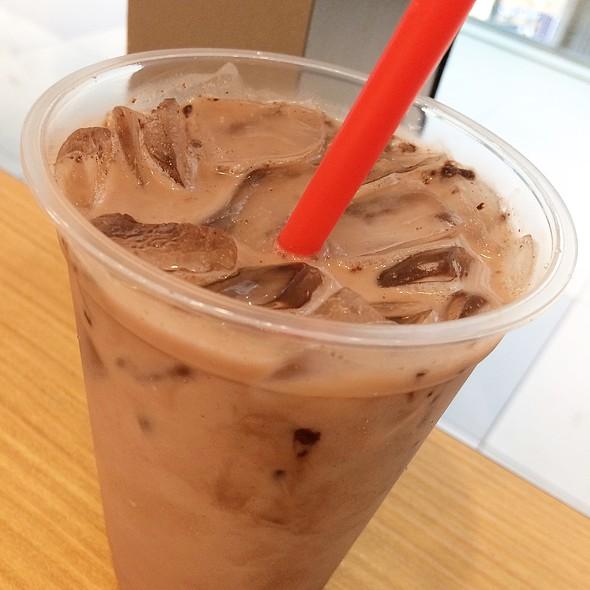 Iced Chocolate @ Bread Talk CAFÉ
