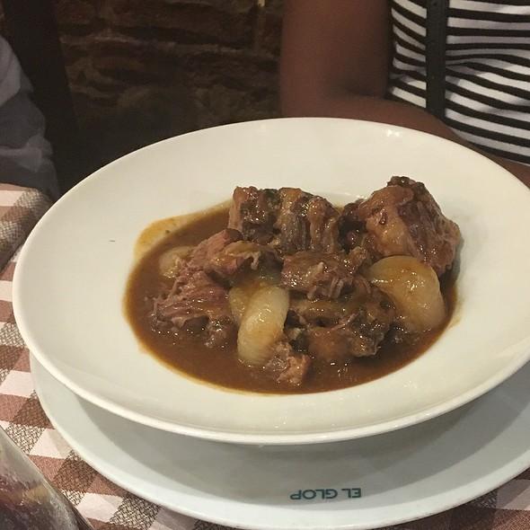 Ox Tails @ Taverna El Glop