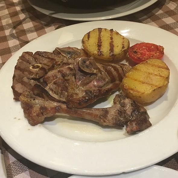 Lamb @ Taverna El Glop